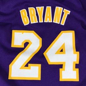 b14b4f09848 adidas Shirts   Tops - LA Lakers adidas Kobe Bryant Jersey 4T Kids  24